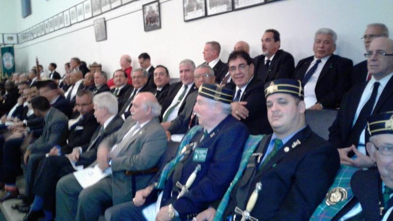 Visita oficial del MWGM de Florida Richard G. Hoover al 27º Distrito organizado por DGM Luis Meurice 20232810