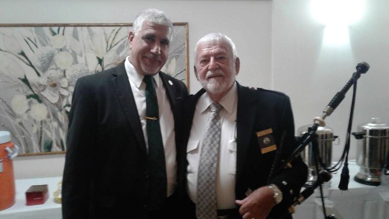 Visita oficial del MWGM de Florida Richard G. Hoover al 27º Distrito organizado por DGM Luis Meurice 20232910