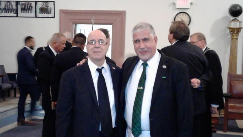 Visita oficial del MWGM de Florida Richard G. Hoover al 27º Distrito organizado por DGM Luis Meurice 20247910
