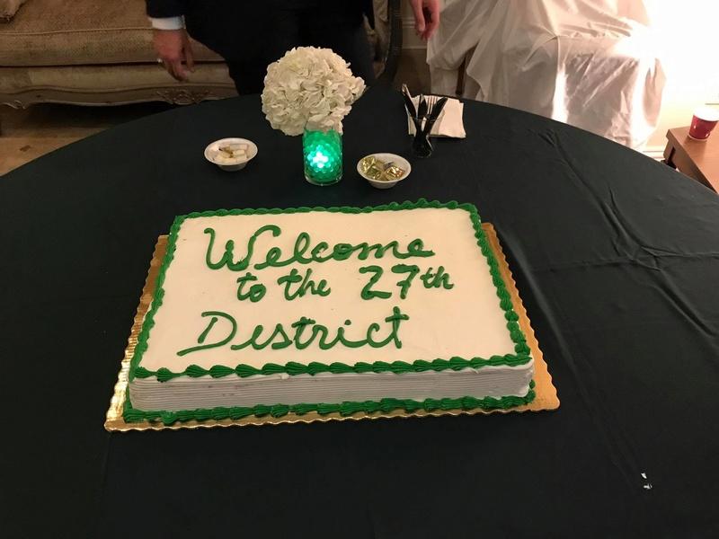 Visita oficial del MWGM de Florida Richard G. Hoover al 27º Distrito organizado por DGM Luis Meurice 20248010