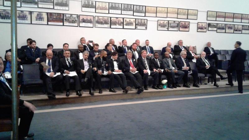Visita oficial del MWGM de Florida Richard G. Hoover al 27º Distrito organizado por DGM Luis Meurice 20286710