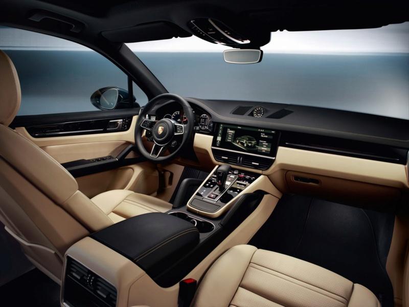2016 - [Porsche] Cayenne III - Page 3 Porsch12