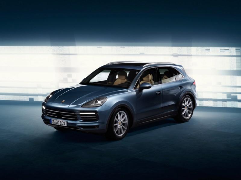 2016 - [Porsche] Cayenne III - Page 3 Porsch13