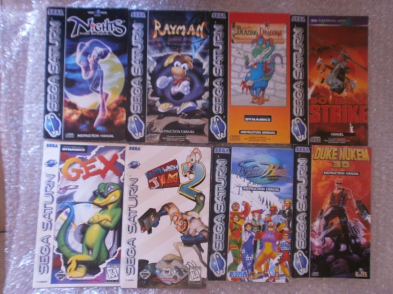 [VDS/ECH] Wii, Wii U, Ps1/2/3/4, Xbox/360, Saturn jap, Dreamcast jap, du loose... P9031410