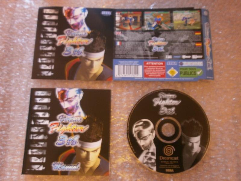 [VDS/ECH] Wii, Wii U, Ps1/2/3/4, Xbox/360, Saturn jap, Dreamcast jap, du loose... P9031413