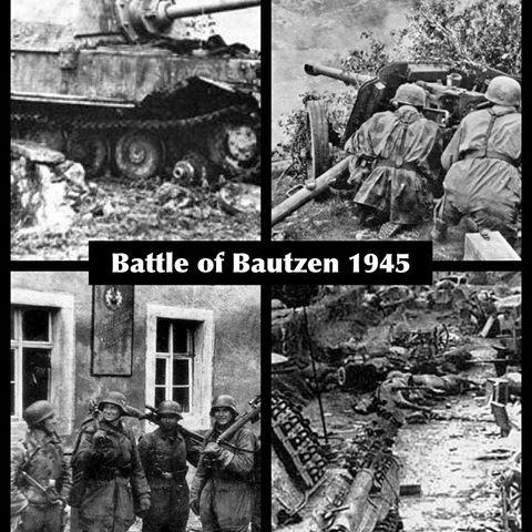dernière victoire allemande  , la Bataille de Bautzen (avril 1945) 17882610