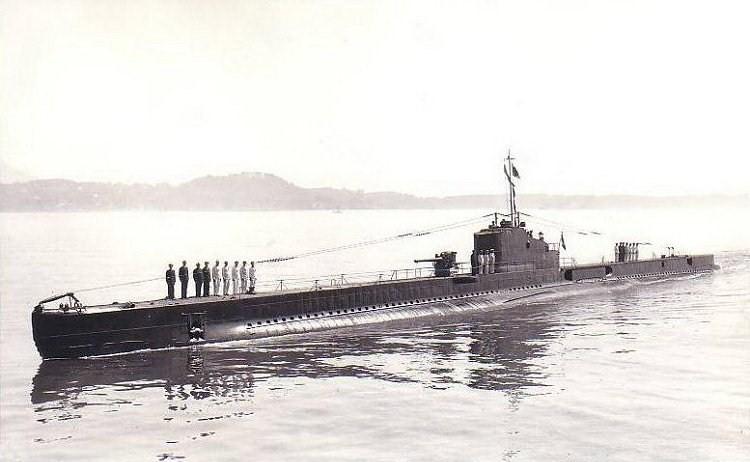 Un sous-marin de la Première guerre découvert avec les corps de son équipage 80290510
