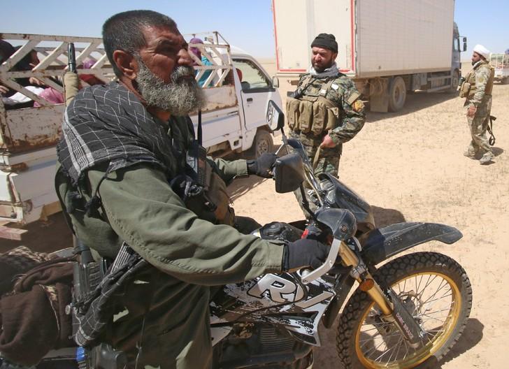 Irak: un célèbre sniper anti-EI tué dans la bataille de Hawija Abou-t10