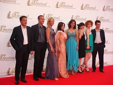 PBLV au Festival de Télévision Monte-Carlo 200810