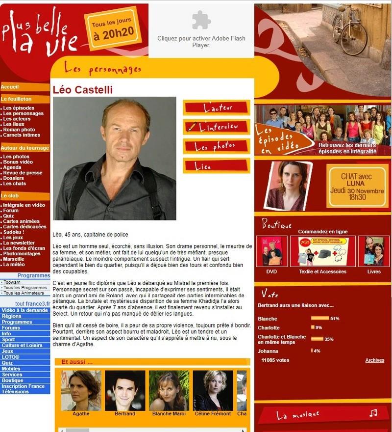 Léo Castelli (par Pierre Martot) Leo10