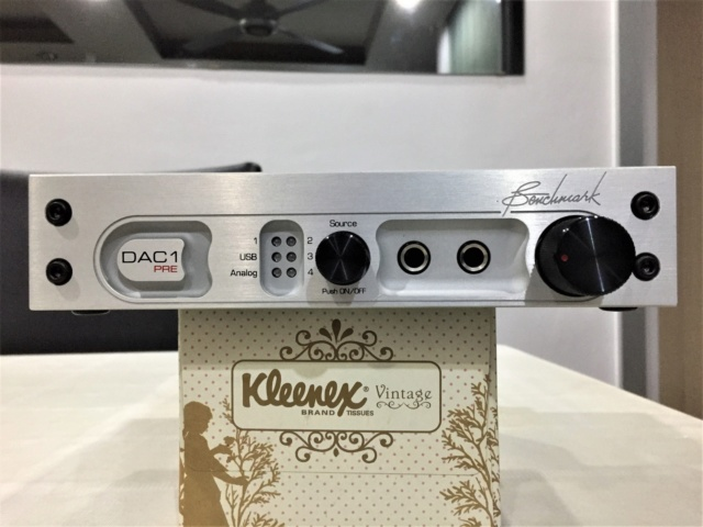 Benchmark DAC1 Pre (Used) Sold Benchm14