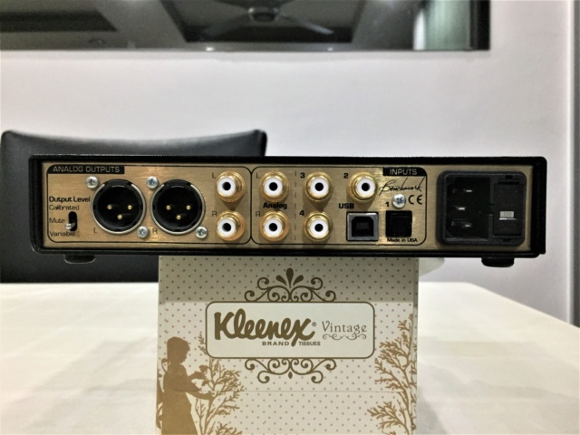 Benchmark DAC1 Pre (Used) Sold Benchm17