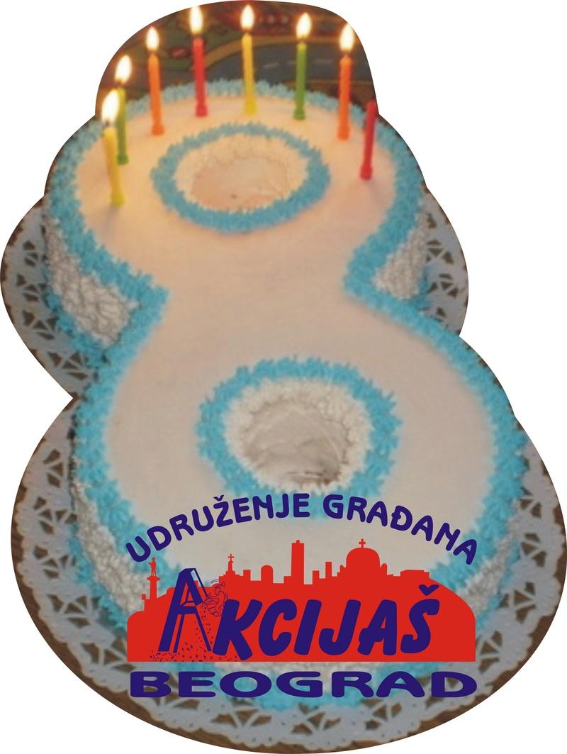 Rodjendan udruzenja Torta10