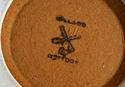 Milland Pottery - Windmill mark Dscf5316
