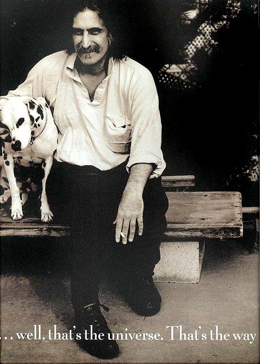 Les auteurs et leurs canins. - Page 3 Zappa_10