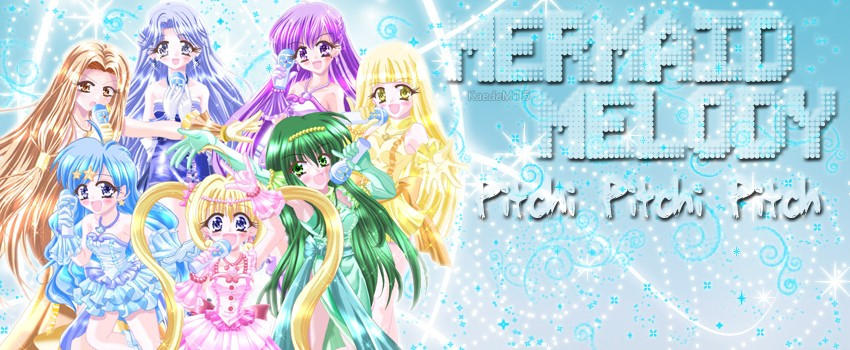 Mermaid Melody Pitchi Pitchi Pitch