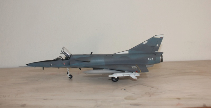 Ultimate Mirage  au 1/48 Ena210