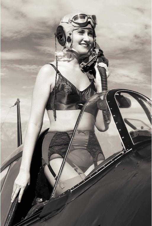 Avions insolites - Page 13 Pin-up10