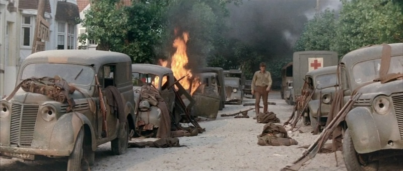 "1964 : tournage de ""Un week-end à Zuydcoote"" Weeken10"