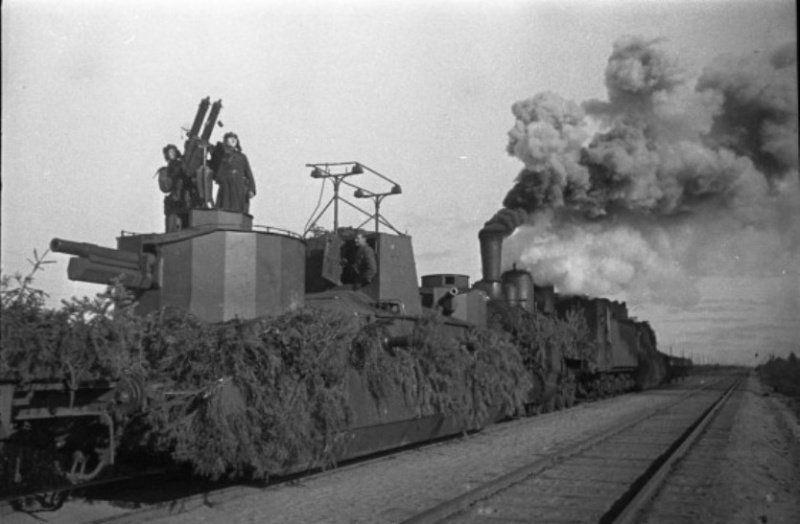 les Panzerzüge (train blindés Allemand) - Page 2 Z111