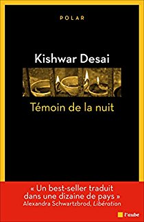 [Desai, Kishwar] Simran Singh - Tome 1 : Témoin de la nuit 41c4-j10