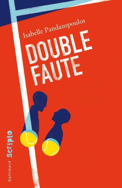 [Pandazopoulos, Isabelle] Double faute Couv2210