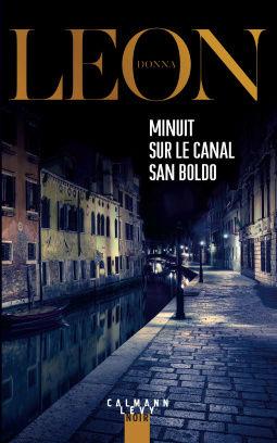 [Leon, Donna] Commissaire Guido Brunetti - Tome 25 : Minuit sur le canal San Boldo Cover122
