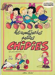 Les aventures des petites chipies [Romoreau]  Cvt_le10