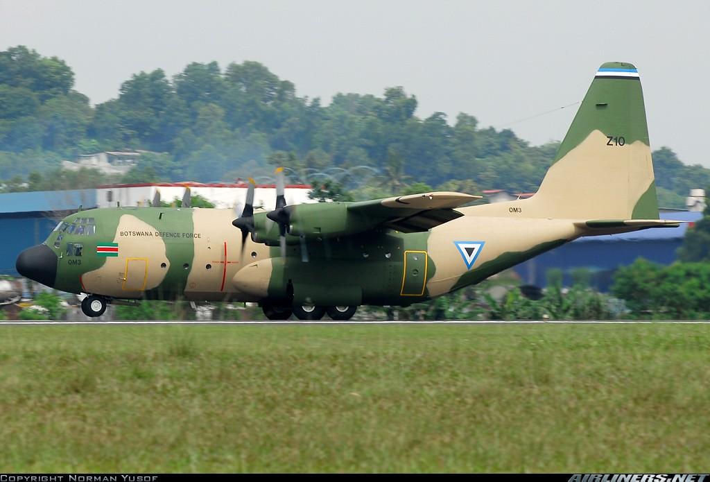 Armée du Botswana/Botswana Defence Force 13643510