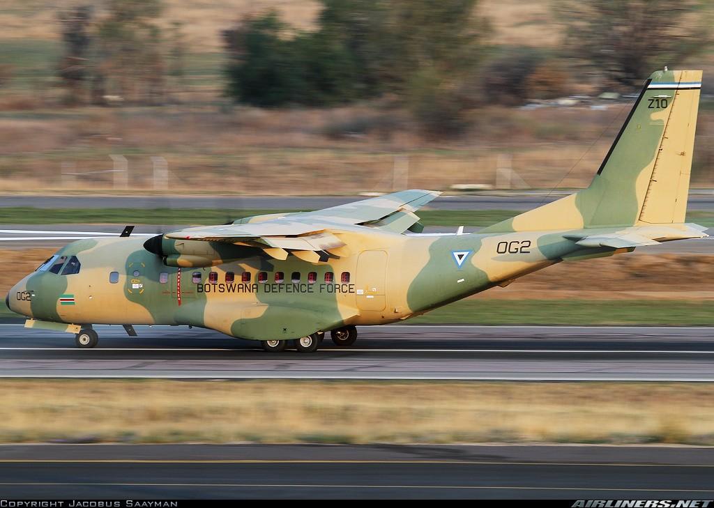 Armée du Botswana/Botswana Defence Force 21822110