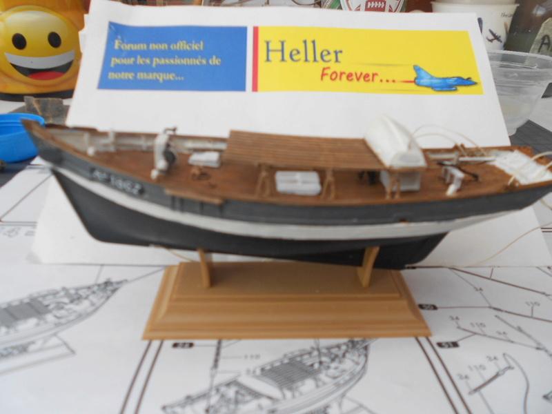Thonnier Armor  mon premier bateau Bateau14