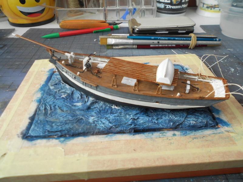 Thonnier Armor  mon premier bateau Bateau30