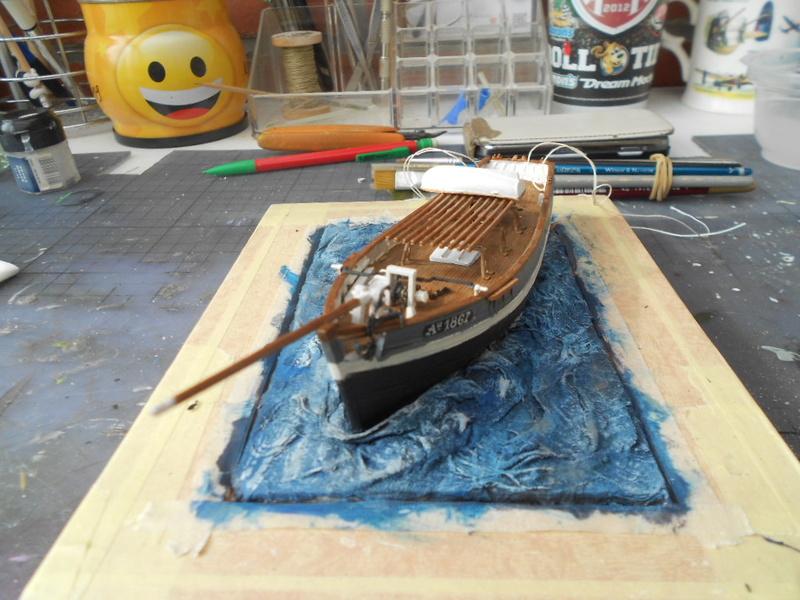 Thonnier Armor  mon premier bateau Bateau31