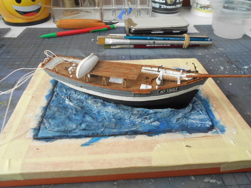 Thonnier Armor  mon premier bateaux  Bateau37