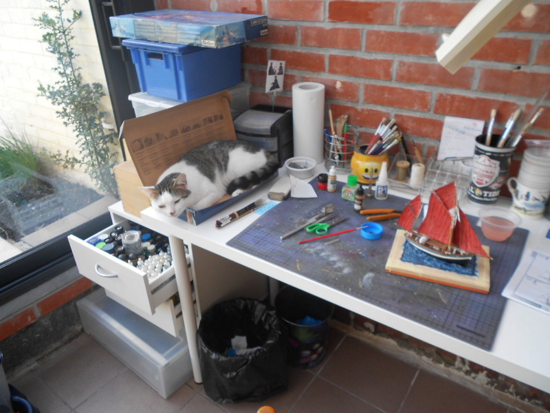 Thonnier Armor  mon premier bateau Bateau54