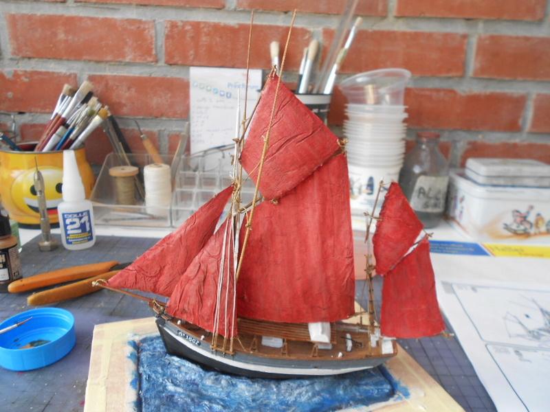 Thonnier Armor  mon premier bateau Bateau57