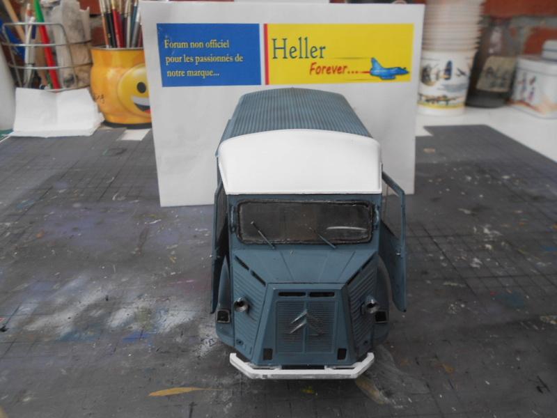 Citroën fourgon type h  1/24  heller - Page 3 Hy_bat22