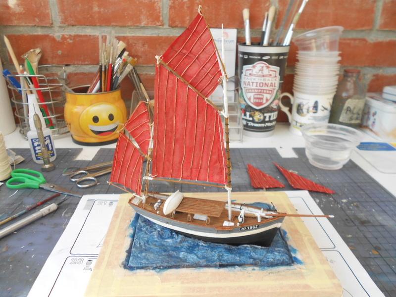 Thonnier Armor  mon premier bateau Les_vo18