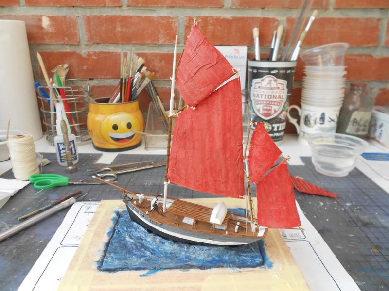 Thonnier Armor  mon premier bateau Les_vo19