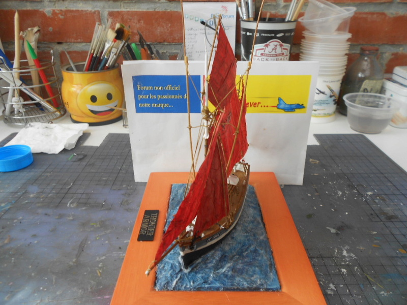 Thonnier Armor  mon premier bateau Thonie30