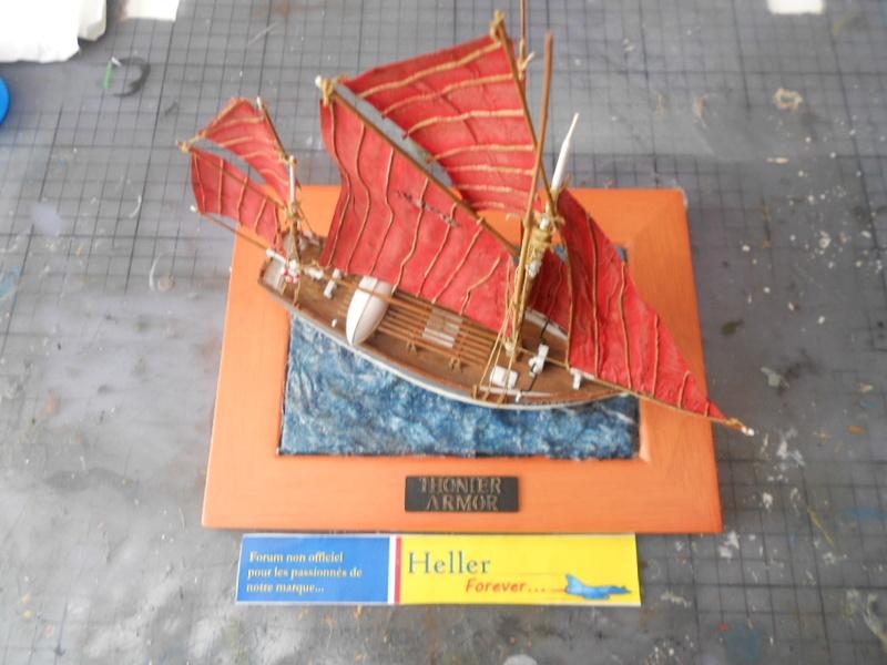 Thonnier Armor  mon premier bateaux  Thonie40