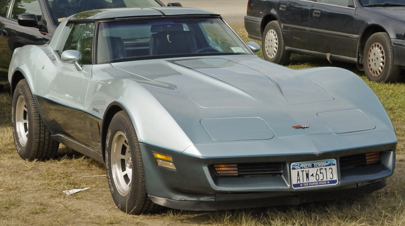 Corvette 82 1982-c10