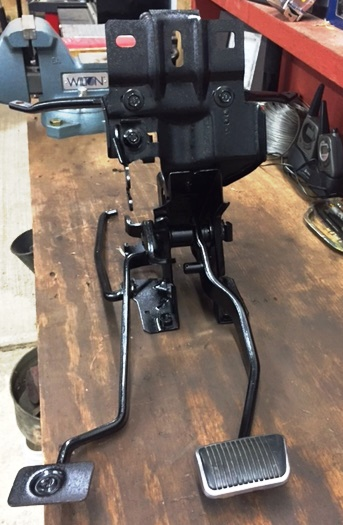1969 Ford Mustang and Cougar Clutch Pedal Assembly - $300 shipped Pedal10