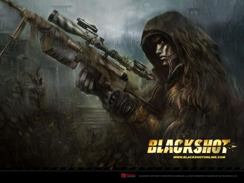 Black shot Online By : Garena Wall1_10
