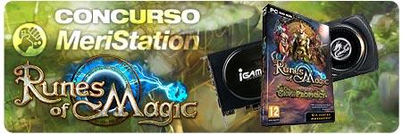 Consigue una exclusiva tarjeta gráfica con MeriStation y Runes of Magic Cabece10