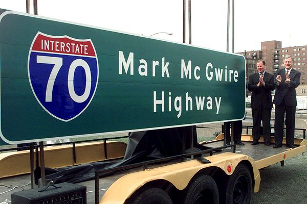 MLB: Mark McGwire confirms what we've all suspected - he juiced Mlb_mc10