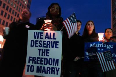 Persidangan terpenting mengenai hak-hak LGBT di Amerika 20100111