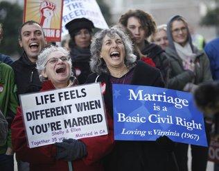Persidangan terpenting mengenai hak-hak LGBT di Amerika 2w12ga10