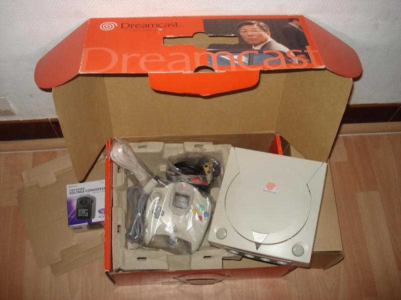 Jeux US et européens sur dreamcast jp 210