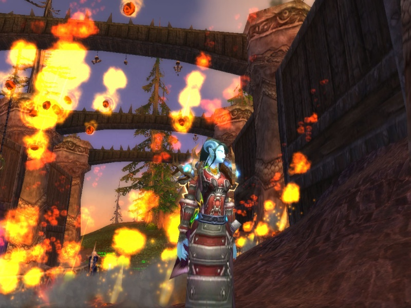 WoW Screenshot Competition January (Prizes Inc) Fire_c11